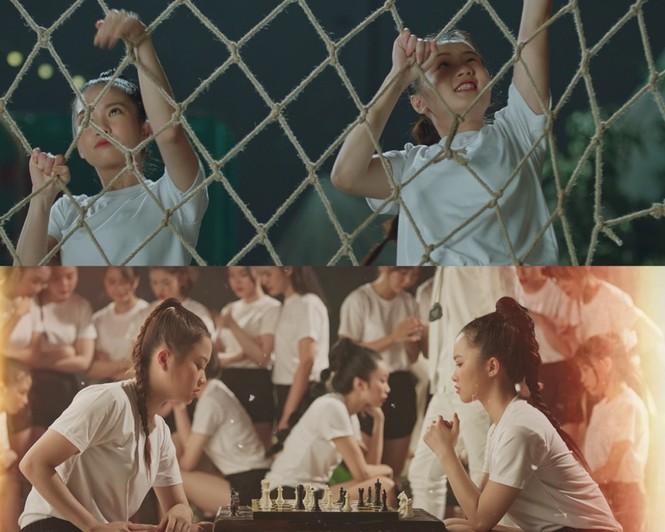 SGO48 cài cắm phương trình toán học thách đố người hâm mộ trong trailer MV mới - ảnh 5