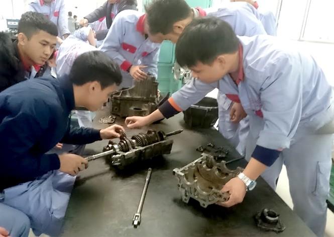 Cơ hội học nghề của Đức tại Việt Nam ra trường có 2 bằng - ảnh 2
