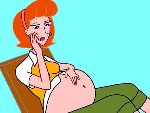 thai nhi, bà bầu, ốm nghén