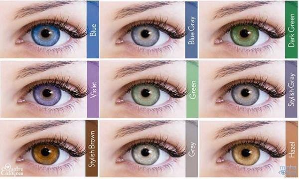 Làm đẹp mắt nhờ kính áp tròng: Độc + Lạ + Đẹp + Rẻ = Mù mắt - ảnh 2