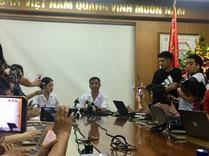 Vụ cháy tại Cty Rạng Đông: Giám đốc Trung tâm Chống độc nói gì? - ảnh 1