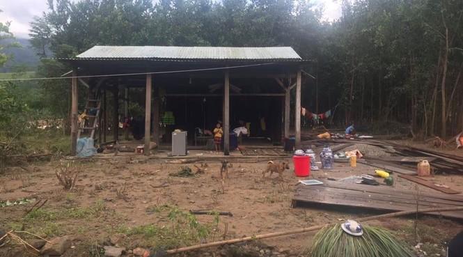 Hàng trăm hộ dân Quảng Nam trắng tay sau khi thủy điện xả lũ - ảnh 4