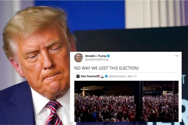 """Cuối cùng thì Tổng thống Trump cũng được trao một danh hiệu: """"Người tạo tin tức của năm"""" - ảnh 4"""
