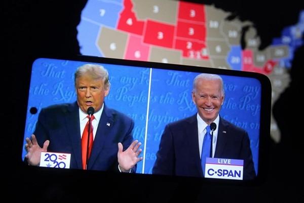 """Tổng thống Trump đăng bản đồ bầu cử """"kiểu mới"""" để chứng minh mình thắng: Thực tế là gì? - ảnh 2"""