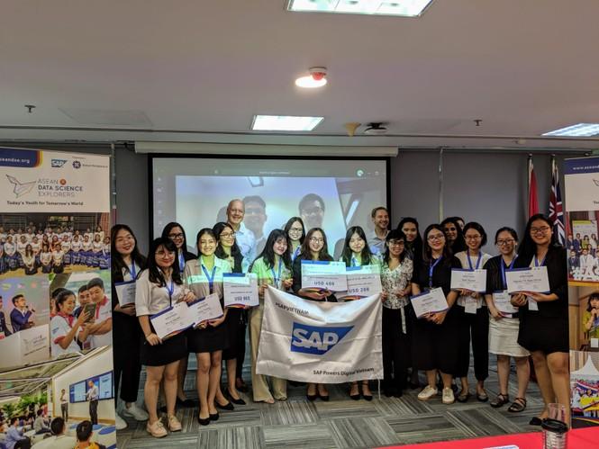 Đại học RMIT đại diện Việt Nam thi Khám phá khoa học số ASEAN  - ảnh 1