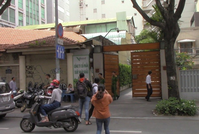 Cựu tổng giám đốc SAGRI - Lê Tấn Hùng bị khởi tố thêm tội tham ô tài sản - ảnh 1
