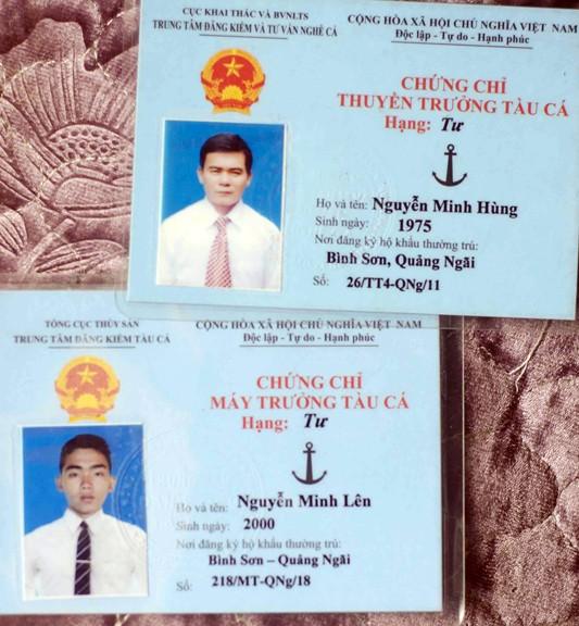 Ngư dân tàu cá Quảng Ngãi bị chìm vì Trung Quốc rượt đuổi phun rồng đã vào bờ  - ảnh 1