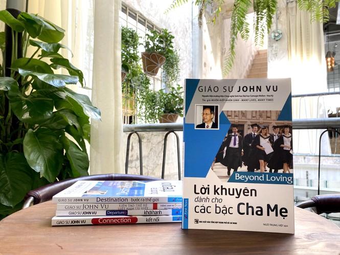Hướng nghiệp thời đại 4.0: Lời khuyên để chinh phục thành công từ giáo sư John Vu - ảnh 3
