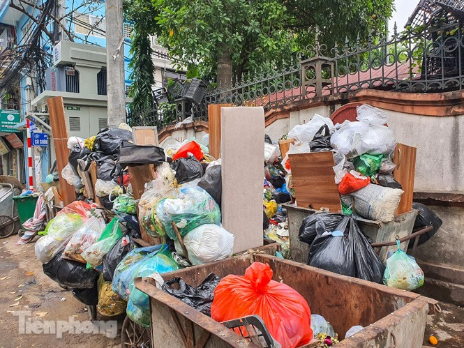 Người dân quanh bãi rác Nam Sơn mong sớm được đền bù để di dời - ảnh 8