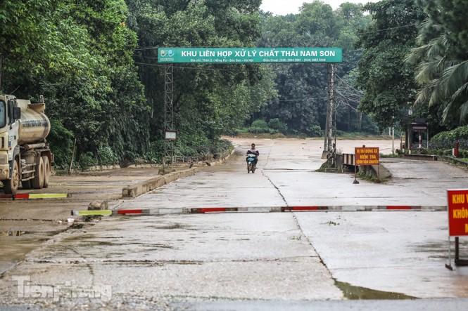 Người dân quanh bãi rác Nam Sơn mong sớm được đền bù để di dời - ảnh 6