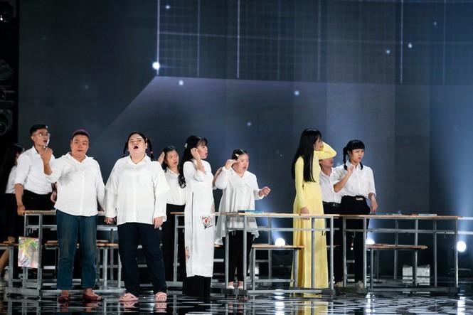 Tiết mục xúc động nhất đêm Chung kết Hoa hậu Việt Nam 2020 - ảnh 6