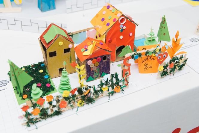 Độc đáo những ngôi nhà, thành phố tương lai được làm từ vật liệu tái chế - ảnh 3