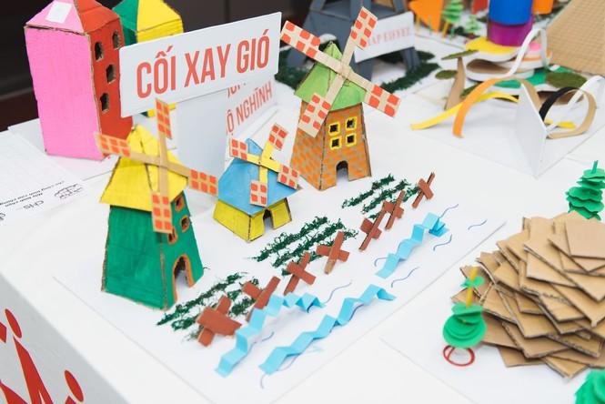Độc đáo những ngôi nhà, thành phố tương lai được làm từ vật liệu tái chế - ảnh 5