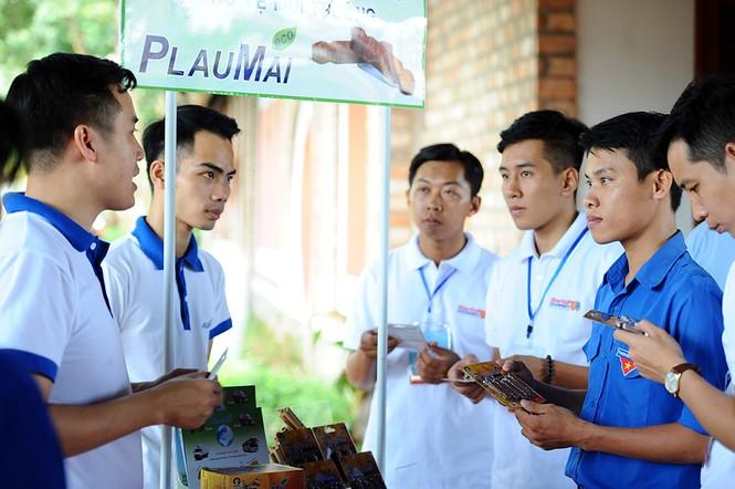 Hơn 100 bạn trẻ bắt đầu hành trình khởi nghiệp qua 9 tỉnh, thành - ảnh 2