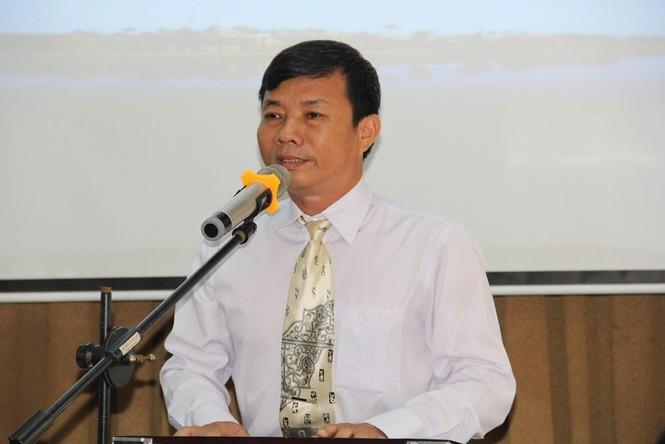 Ông Cao Văn Chóng tham gia Hội đồng Trường Đại học Tiền Giang - ảnh 1