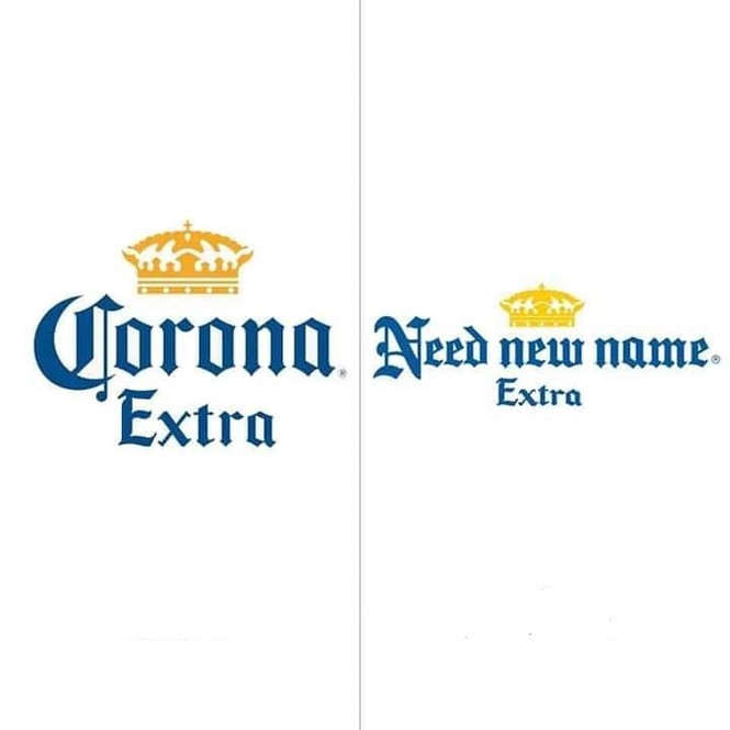 Khi logo các thương hiệu nổi tiếng cũng biết... chống virus Corona! - ảnh 1