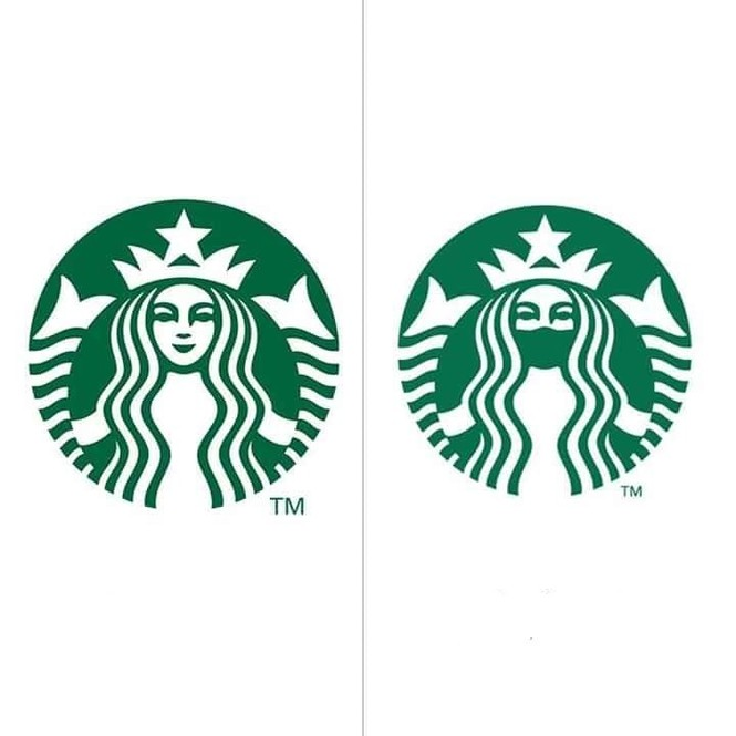 Khi logo các thương hiệu nổi tiếng cũng biết... chống virus Corona! - ảnh 5