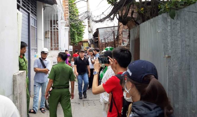 Xác định được nghi can vụ nữ sinh 19 tuổi bị sát hại ở Sài Gòn - ảnh 2