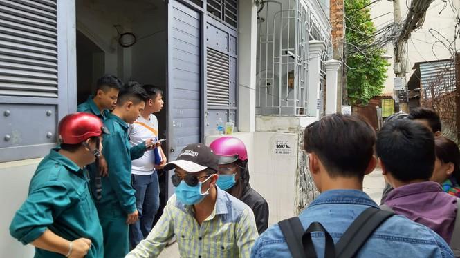 Xác định được nghi can vụ nữ sinh 19 tuổi bị sát hại ở Sài Gòn - ảnh 1