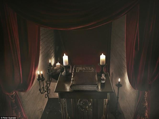 Lâu đài Dracula mở cửa cho khách vào ngủ trong quan tài - ảnh 6