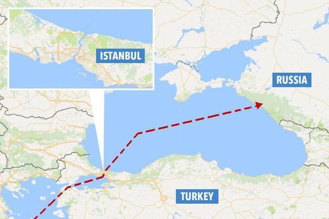 Anh điều chiến hạm tới Biển Đen để cảnh báo Nga? - ảnh 1