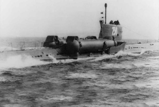 Năm tai nạn tàu ngầm thảm khốc nhất lịch sử nước Nga - ảnh 5