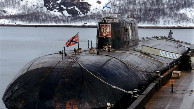 Năm tai nạn tàu ngầm thảm khốc nhất lịch sử nước Nga - ảnh 3