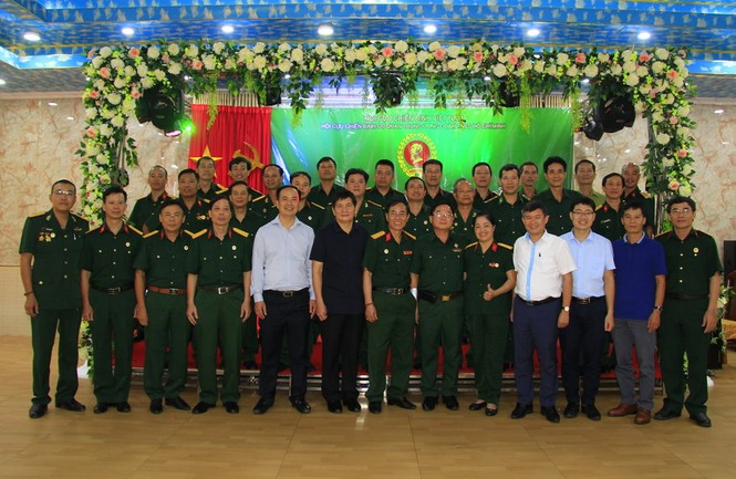 Hội CCB cơ quan Trung ương Đoàn: Đoàn kết, năng động, chia sẻ, nghĩa tình - ảnh 3