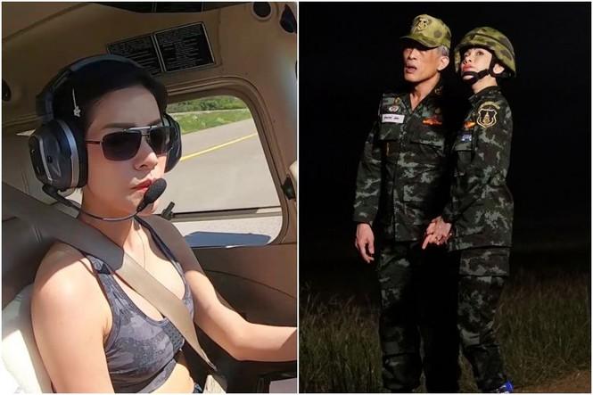 Website hoàng gia Thái Lan sập vì đăng ảnh Hoàng quý phi mặc croptop, lái máy ba - ảnh 6