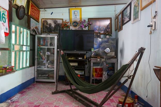 Những kỷ vật của phi công Nguyễn Văn Bảy - ảnh 2