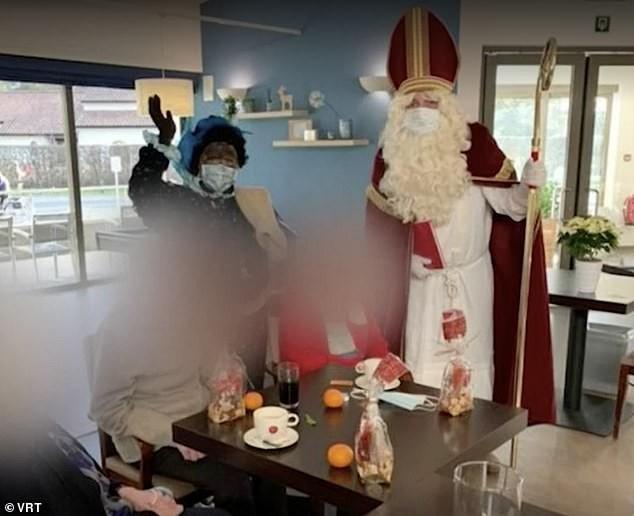 Bỉ: 18 người tử vong vì COVID-19 sau cuộc gặp định mệnh với Ông già Noel - ảnh 2