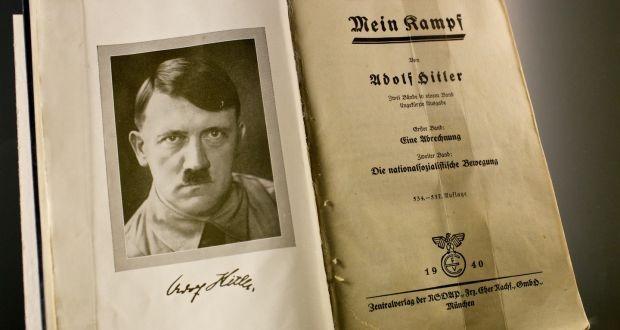 Hitler giải Nobel Hòa bình tỷ phú ăn chay dùng ma túy - ảnh 1
