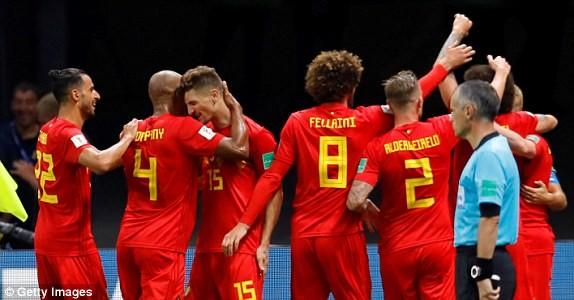 Bỉ tiễn Brazil về nước, World Cup thành sân chơi riêng châu Âu - ảnh 39
