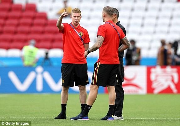 Bỉ tiễn Brazil về nước, World Cup thành sân chơi riêng châu Âu - ảnh 4
