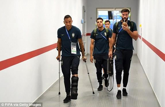 Bỉ tiễn Brazil về nước, World Cup thành sân chơi riêng châu Âu - ảnh 10