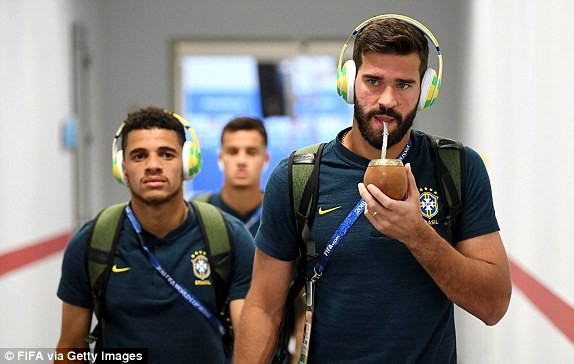 Bỉ tiễn Brazil về nước, World Cup thành sân chơi riêng châu Âu - ảnh 11