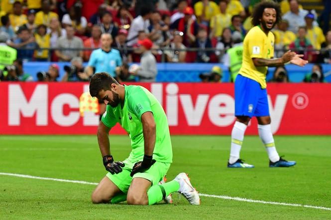 Bỉ tiễn Brazil về nước, World Cup thành sân chơi riêng châu Âu - ảnh 28
