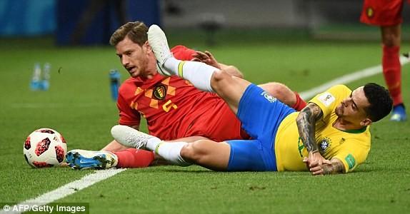 Bỉ tiễn Brazil về nước, World Cup thành sân chơi riêng châu Âu - ảnh 26