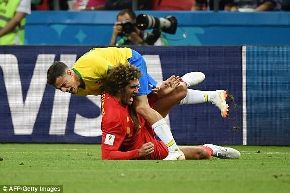 Bỉ tiễn Brazil về nước, World Cup thành sân chơi riêng châu Âu - ảnh 27