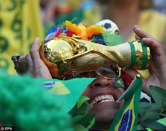 Bỉ tiễn Brazil về nước, World Cup thành sân chơi riêng châu Âu - ảnh 29