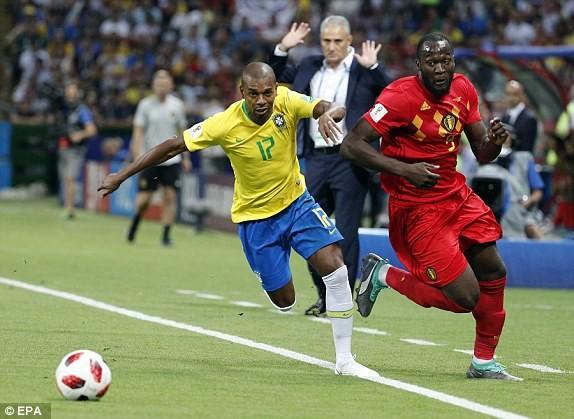 Bỉ tiễn Brazil về nước, World Cup thành sân chơi riêng châu Âu - ảnh 30