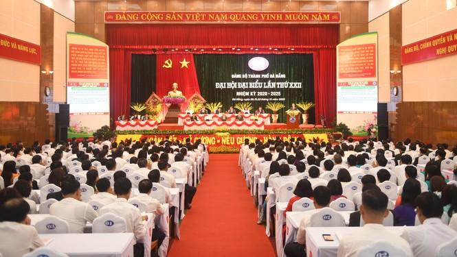 Đại hội đảng bộ thành phố Đà Nẵng - ảnh 1