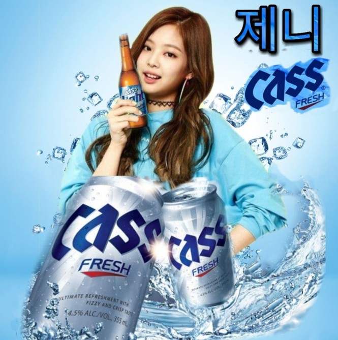 EXO-L ấm ức kết quả bình chọn người mẫu hãng bia Cass - ảnh 1