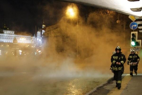 Thủ đô Nga náo loạn vì khói mịt mù - ảnh 3