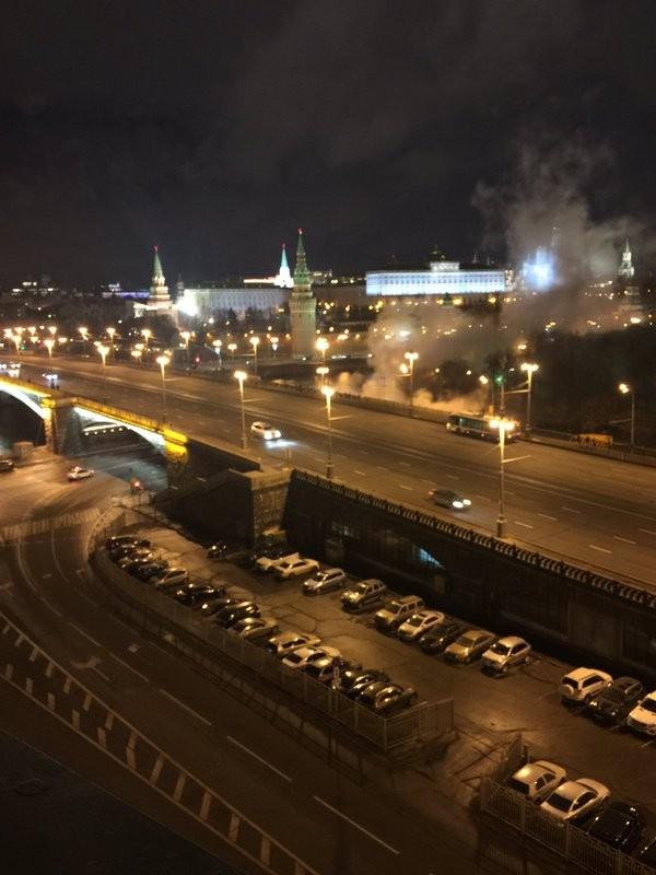 Thủ đô Nga náo loạn vì khói mịt mù - ảnh 4