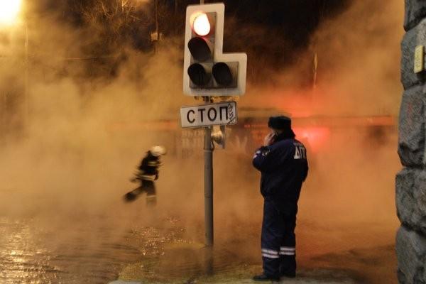 Thủ đô Nga náo loạn vì khói mịt mù - ảnh 5