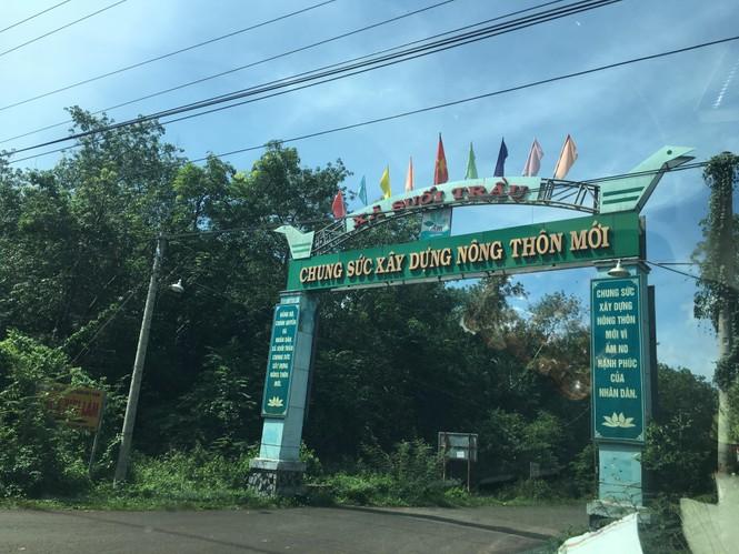 Về xã Suối Trầu trước ngày giải thể nhường đất xây sân bay Long Thành - ảnh 2