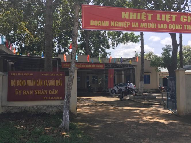 Về xã Suối Trầu trước ngày giải thể nhường đất xây sân bay Long Thành - ảnh 5