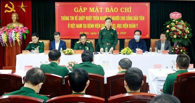 Lần đầu tiên Việt Nam ghép ruột thành công từ người cho sống - ảnh 3