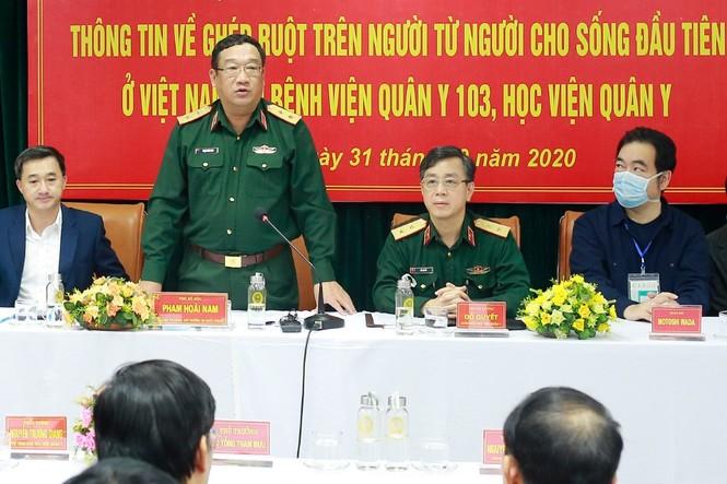 Lần đầu tiên Việt Nam ghép ruột thành công từ người cho sống - ảnh 2